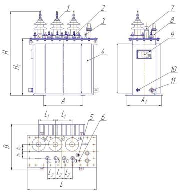 схема тмг 25-40